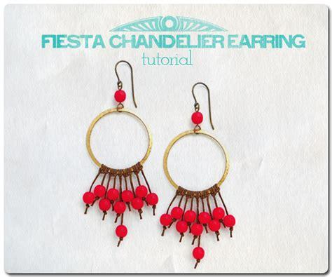 chandelier tutorial erin siegel jewelry chandelier earring tutorial