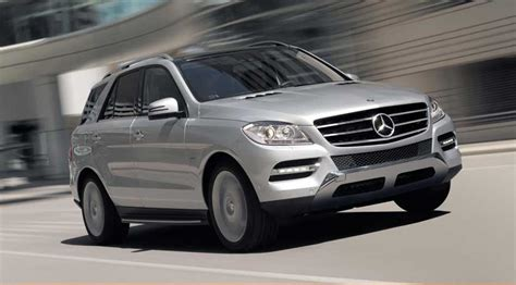 mercedes ml cdi bluetec sport  review car magazine