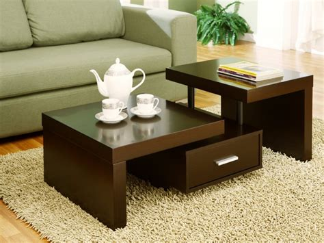unique coffee tables  eye catching focal point
