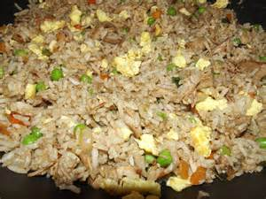 Take Out Style Chicken Fried Rice ameliaspringer