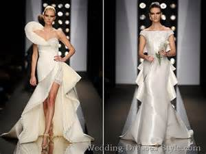 couture wedding dress sarli couture summer 2011 haute couture bridal gowns sarli couture wedding dresses style