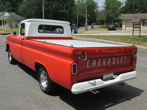 1963 Chevrolet C10 Custom Pickup 154292