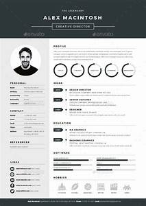 25 best cv images on pinterest cv template resume With great resume layouts