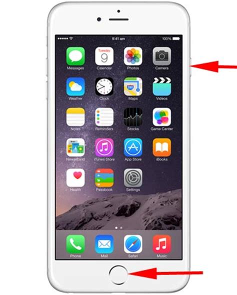 screen capture iphone how to take a screenshot on iphone 6 or 6 plus