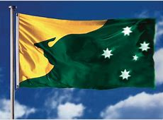 Proposal for a new Australian Flag Art and design