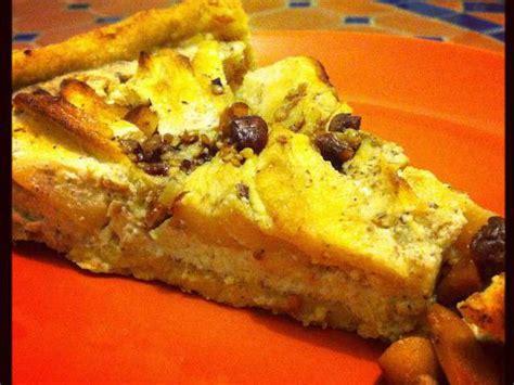 tarte au pomme pate brisee recettes de tarte aux pommes et noix