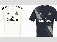 Possible 201819 Real Madrid kit filtered online AScom