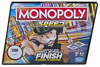 Monopoly Speed Board Longest Ever Play Hasbro