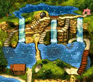 Image - Cotton-Top Cove - World Map - Donkey Kong Country ...