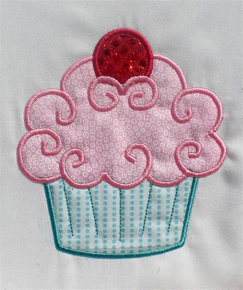 applique embroidery designs fancy cupcake embroidery design machine applique