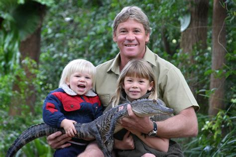 Steve Irwin's Daughter Bindi Is All Grown Up And Super