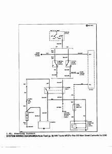 1988 Toyota Mr2 Wiring Diagram