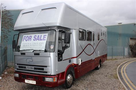 For Sale by Spacious 7 5t Horsebox For Sale Horsebox Dealers