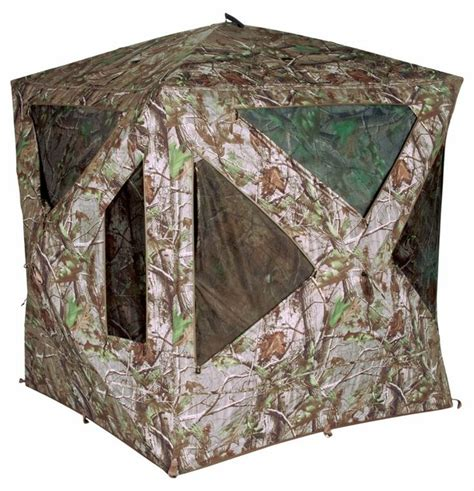 gander mountain ground blinds 174 blackout 174 hub style ground blind bass pro shops