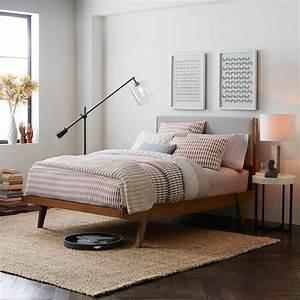 Tete De Lit Moderne : choisir une t te de lit en tissu avantages et conseils ~ Teatrodelosmanantiales.com Idées de Décoration