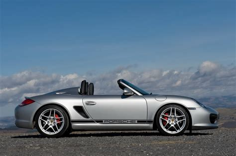 2010 Boxter S by It Took 20 Years For Porsche To Finally Make A Badass Boxster