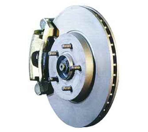 sistemas de frenos a disco taller actual composici 243 n y caracter 237 sticas de los