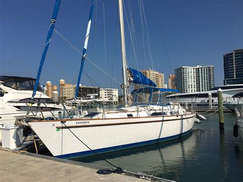 Boat Dealers Ta Fl by 1990 Tayana 47 Cc Sail New And Used Boats For Sale