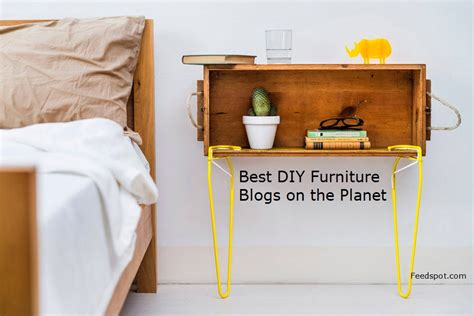 top  diy furniture blogs  websites  follow