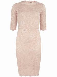 Pink lace dress - Dorothy Perkins