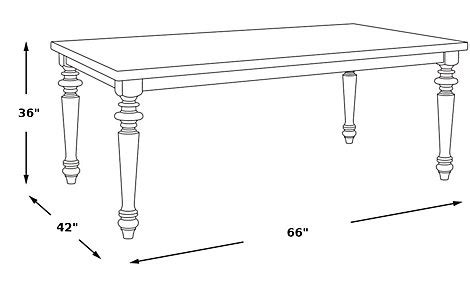 stanton cherry counter height dining table dining tables