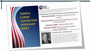 Writing a competitive federal government resume for Federal resume writing workshop