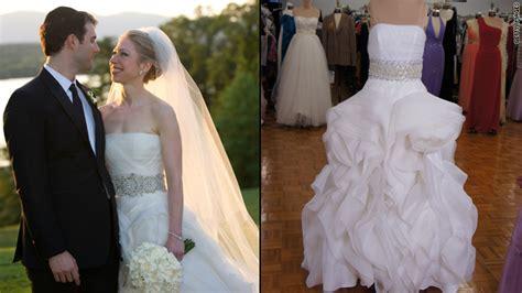 Want To Wear Chelsea Clinton's Wedding Dress?