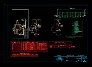 House Room  U2013 Electrical Wiring Dwg Full Project For