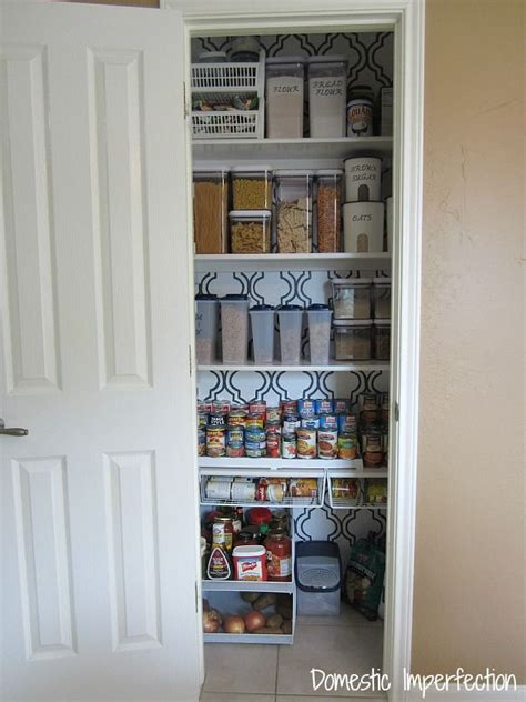 pantry organization tips and tricks organizer