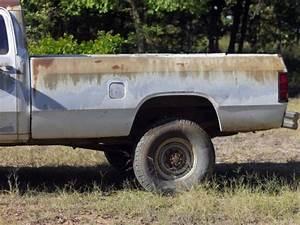 1992 Dodge Ram W250 4x4 Dana 60 Front Axle 5 9l Cummins
