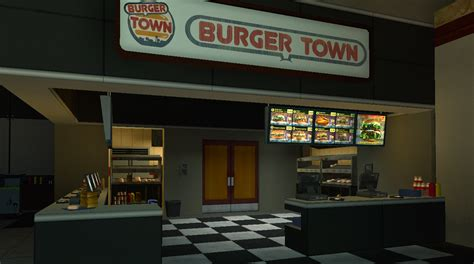burger town  call  duty wiki black ops ii ghosts
