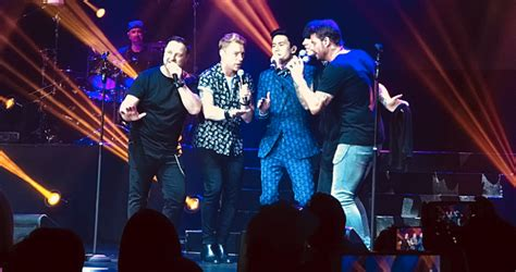 Christian Bautista Sings With Boyzone