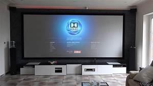 3d Fernseher Mit Polarisationsbrille : thomas heimkino peak contrast leinwand in 4 2m jvc x5000 auro 3d youtube ~ Michelbontemps.com Haus und Dekorationen