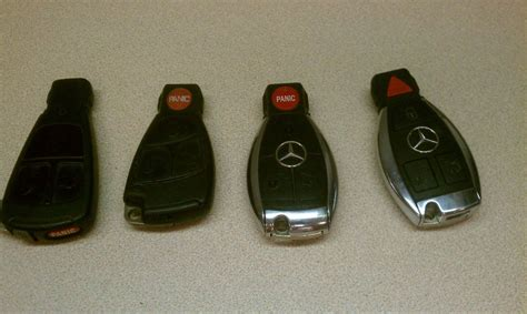 Instead of taking the key fob to a. Instructions replace batteries Mercedes Benz key fob remote VIDEO