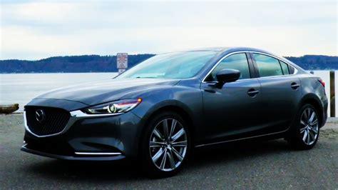 2019 Mazda 6  Best Sedan  Test Drive Youtube