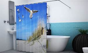 Duschvorhang Mit Foto : foto duschvorhang individuell bedruckt preiswert und nach ma gefertigt ~ Markanthonyermac.com Haus und Dekorationen