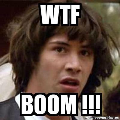 Wtf Boom Meme - meme keanu reeves wtf boom 305389