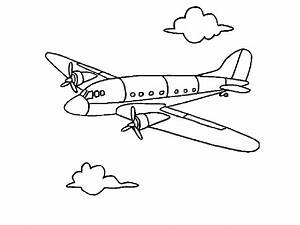 Free Printable Airplane Coloring Pages For Kids