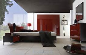 We Loved The Shiny Dark Red Dressers And The Brown Details Of This Classy Simple Purple Bathroom Design Home Design Picture Things To Consider When Selecting Interior Designer In Pune Light Pink Colored Bedroom