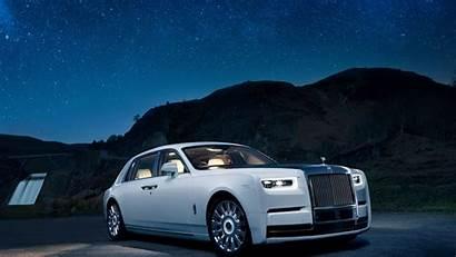 Royce Rolls Phantom Tranquillity Background Desktop 4k