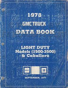 1978 Gmc Chevy Ck Wiring Diagram Original Pickup Suburban