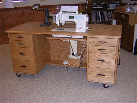 sewing machine cabinet plans  plans diy