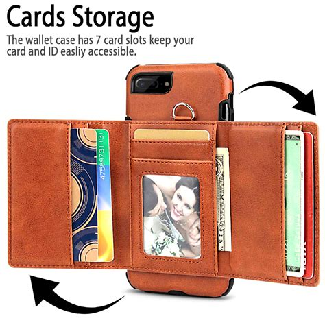 case fold leather iphone tri wallet apple soft tpu shockproof pricing