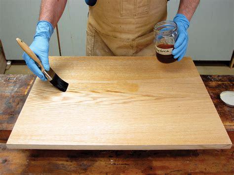 wiping varnish popular woodworking magazine