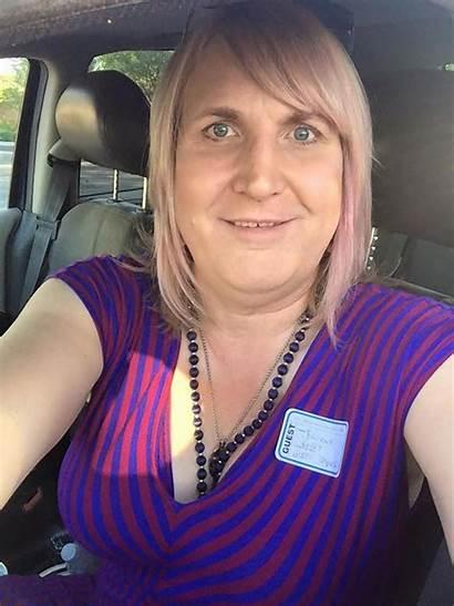 Transgender Woman Arizona She Sandy Bar Being