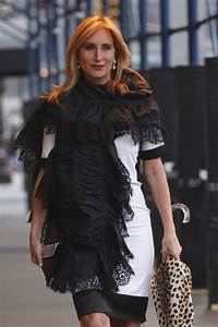 SONJA MORGAN Out and About in New York 01/18/2017 - HawtCelebs