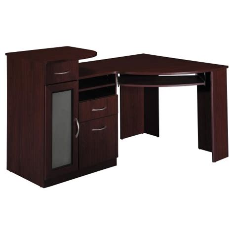 Realspace Magellan Collection Corner Workstation by L Shaped Desk With Hutch If Finding The Best Cheap L