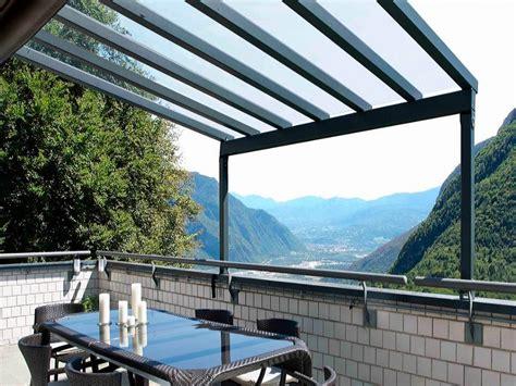 tettoia policarbonato tettoie in alluminio e policarbonato