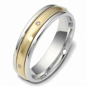 47655E 18K Diamond Spinning Wedding Band