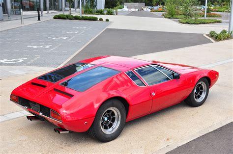 1967-1971 De Tomaso Mangusta